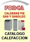 Catalogo Calderas Pie Gas y Gasoleo