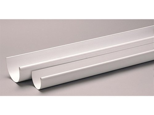 CA-33-B  CANALON CIRCULAR 330MM 3M BLANCO
